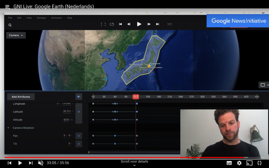 Earth studio google
